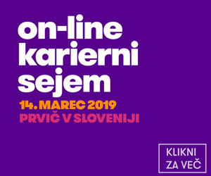 ON-LINE karierni sejem