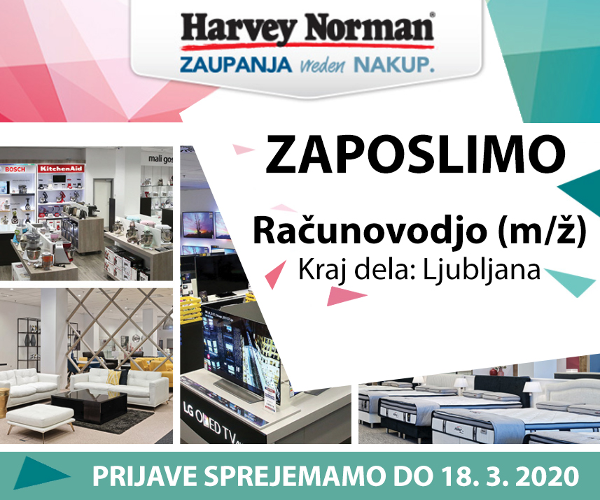 Harvey Norman Trading d.o.o.